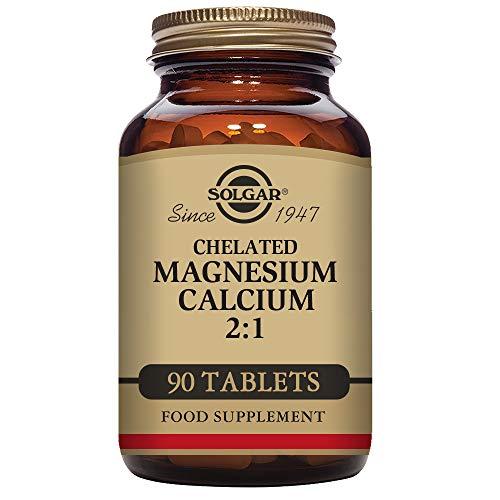 Solgar Magnesio - 90 Tabletas