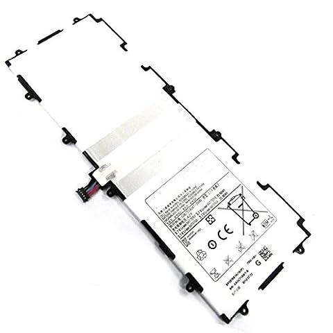BPXLaptop Batterie 3.7V 7000mAh 25.90Wh battery für Samsung Galaxy Tab 2 10.1 P7500 P7510 SP3676B1A(1S2P) N8000 GT-P5113 GT-P7500