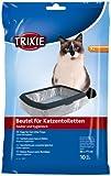 Trixie Litter Tray Bags XL up to 56 × 71 cm 10 x 6 Packs - 60 Bags - Bulk Buy