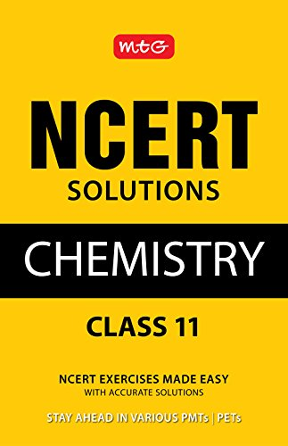 NCERT Solutions Chemistry - Class 11