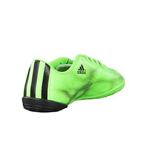 Adidas F10 Adizero TRX Indoor Kids Grün SGREEN/CBLACK/CBLACK