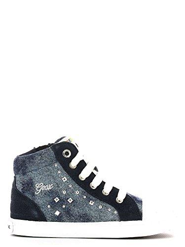 Geox B52D5F 01322 Sneakers Bambino Nero