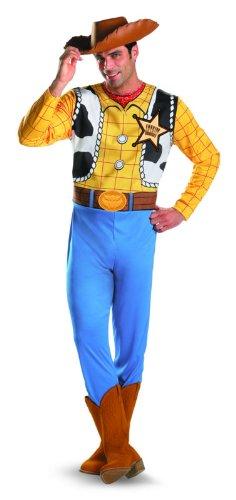Woody Adult Costume - XX-Large