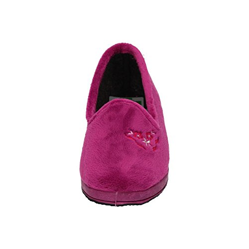 KOKIS, Pantofole donna Magenta