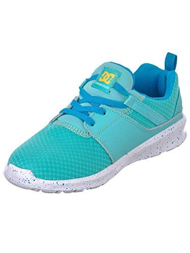 DC Shoes Heathrow SE - Chaussures pour Fille ADGS700018 Bleu