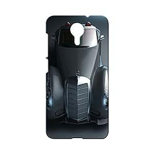 G-STAR Designer Printed Back case cover for Micromax Canvas E313 - G2338