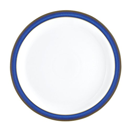 Denby Imperial Blue Speiseteller Dinner Plate Denby Blue Plate