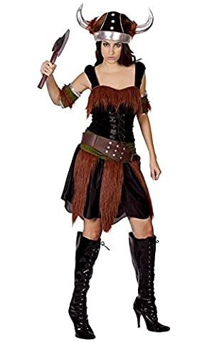 Adulte Sexy Halloween Costumes - Costume Adulte Viking - Sexy femme- Taille