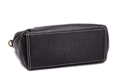 Dame-Schulter-Beutel-Handtaschen-Kurier-Beutel-Paket-lederner Beutel-Mutter-Handtaschen-Art Und Weise Einfacher Weicher Lederner Lederner Beutel D
