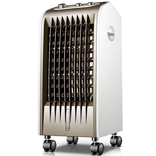 HAIPENG Mobile Tragbare Klimaanlage Klimagerät Luftkühler Lüfter 3 In 1 Kühlung Luftbefeuchter Luftreiniger Mini Handy, Mobiltelefon Stumm, 75 W, 400 M³/h