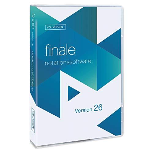 Finale 26 Vollversion - Notationsprogramm Deutsch