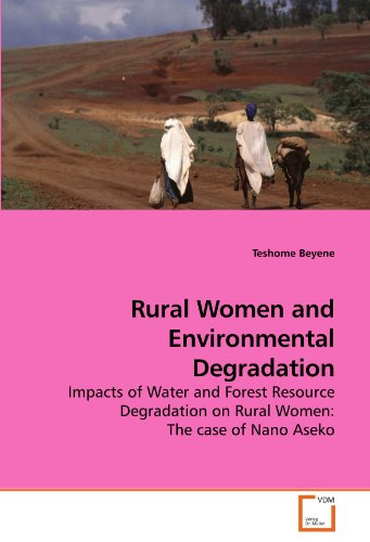 Rural Women and Environmental Degradation: Impacts of Water and Forest Resource Degradation on Rural Women: The case of Nano Aseko Womens Nano