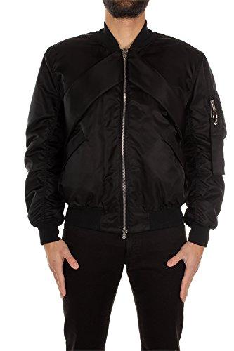 Giacche Givenchy Uomo Poliammide Nero e Argento 14W0610041001 Nero 50