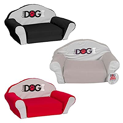 Fold Out Dog Sofa Variation - low-cost UK light shop.