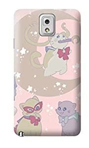 The Fappy Store Sailor-Mewn plastic Back Cover For Samsung Note 3