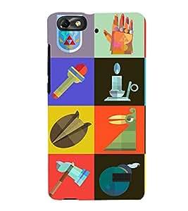 EPICCASE essentials Mobile Back Case Cover For Xiaomi Redmi Mi4c (Designer Case)