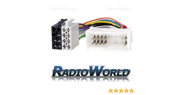Car Stereo Radio ISO Wiring Harness Adaptor Loom for Kia Carnival HY-100