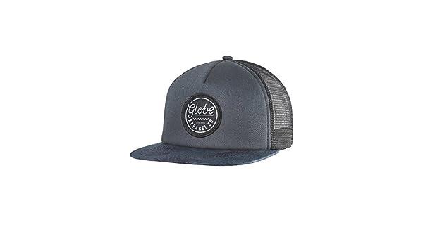 Globe Men Caps Trucker Cap Expedition Blue Adjustable  Amazon.co.uk   Clothing 5dc24177d9e0