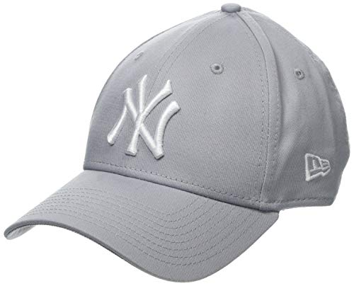 New Era Kappe Herren New York Yankees, Grau/Weiß , OSFA, 10531941 Base-cup