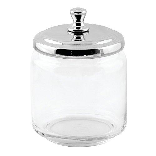 InterDesign 67774EU York Apothekerglas, klein, - Apothecary Jar Glas