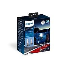 Philips automotive lighting 11362XUX2 X-tremeUltinon LED car Headlight Bulb (H11), 5.800K, Set of 2