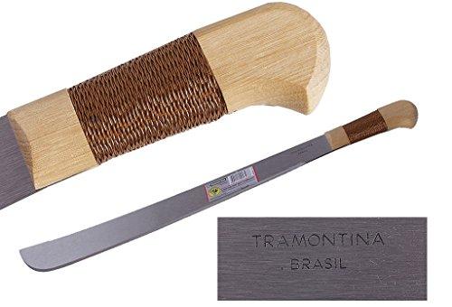 Original Tramontina Carbonstahl Machete DeLuxe