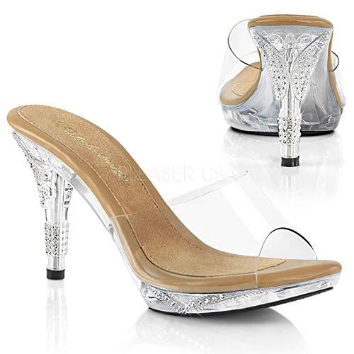 Fabulicious Women IRIS-401/C-T/C Sandals