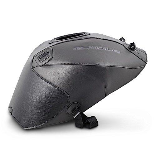 Tankschutzhaube Bagster Suzuki Gladius 650 2013 schwarz/schlamm