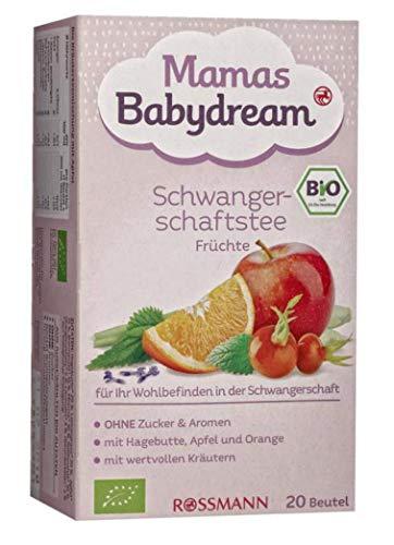 Mamas Babydream Bio - Té de frutas (2 paquetes de 20 segunda mano  Se entrega en toda España