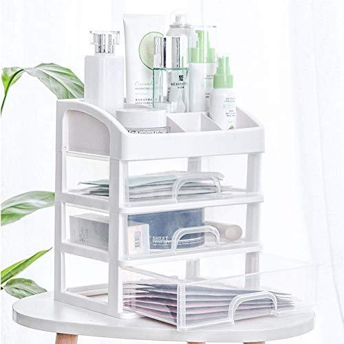 TUONAHZH Make-up-Organizer-kosmetische Speicher Schubladen und Schmuck Display-Box Schmuck-Speicher-Fall-Display for Bathroo Dresser Eitelkeit und Aufsatz- Hohe Qualität -