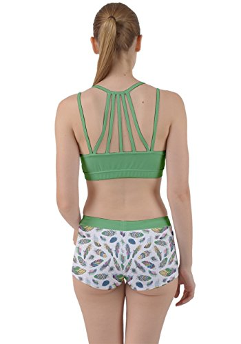 CowCow -  Vestito  - Donna Light Green