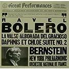 Bolero / La Valse / Daphnis and Chloe Suite No. 2