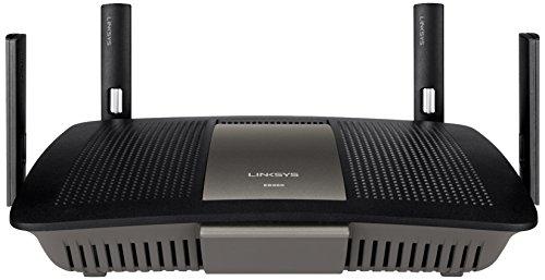 Linksys E8350 Router Wi-Fi Gigabit Dual Band AC2400, Processore da