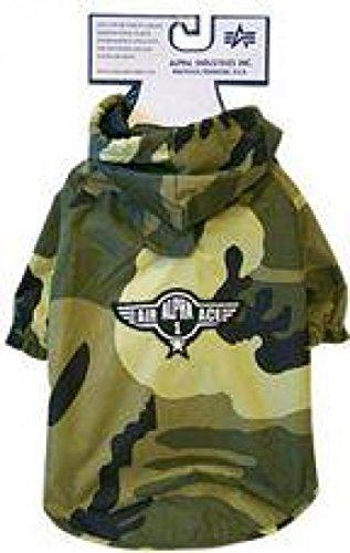 Pioggia Slicker Cane coat- Camouflage - Cane Pioggia Slicker