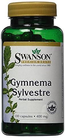 Swanson Gymnema Sylvestre Leaf (400mg, 100 Capsules)