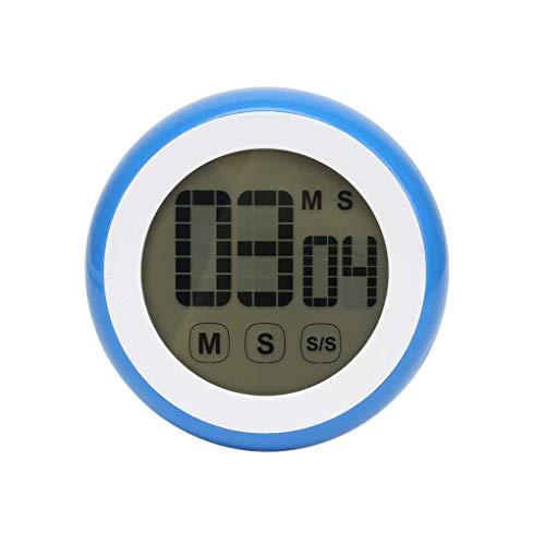 Morza LCD Pantalla táctil Digital Cocina Temporizador