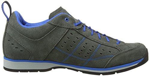VAUDE Dibona Active, Chaussures Multisport Outdoor homme Gris (Dark Steel 095)