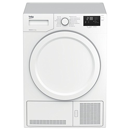 Beko DHR73431W 7 Kilogram Heat Pump Tumble Dryer in White