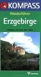 Kompass Wanderführer, Erzgebirge