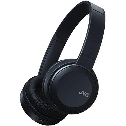 JVC HA-S30BT-B-E - Auriculares (Inalámbrico, Diadema, Binaural, Circumaural, 20-20000 Hz, Negro)