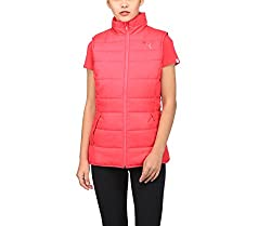 Puma Womens Cotton Jacket (85098628_Pink_L)