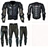 MENS MOTORCYCLE ARMORED MOTOR SPORTS HIGH PROTECTION BIKERS DISTRESSED SKIPPER JET BLACK//WHITE LEATHER JACKET DC-4033W M