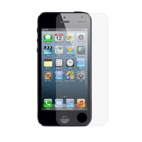 Anti-Glare Screen Protector Guard voor iPhone 5 Guard-anti Glare