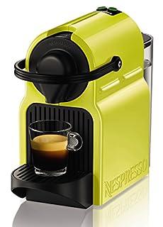 Krups Nespresso Inissia - Cafetera, sistema Thermoblock de rápido calentamiento, incluye 16 cápsulas de café, color amarillo (B00MWL3IYU)   Amazon price tracker / tracking, Amazon price history charts, Amazon price watches, Amazon price drop alerts