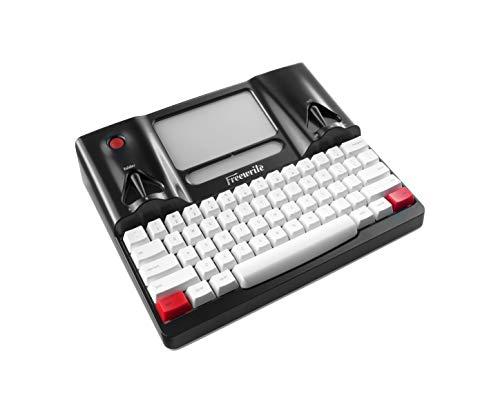 Instrumento de escritura anti-distracción (edición americana, ANSI), Máquina de escribir inteligente, Pantalla...