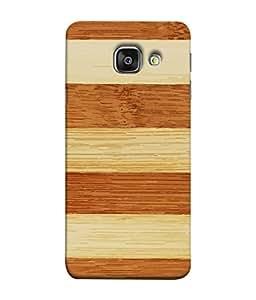 Fuson Designer Back Case Cover for Samsung Galaxy A5 (6) 2016 :: Samsung Galaxy A5 2016 Duos :: Samsung Galaxy A5 2016 A510F A510M A510Fd A5100 A510Y :: Samsung Galaxy A5 A510 2016 Edition (Wood Lakadi Antique Fashion Beer Dark Grey )