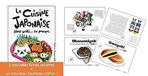La Cuisine Japonaise : sans sushi… ou presque Nouvelle édition One-shot