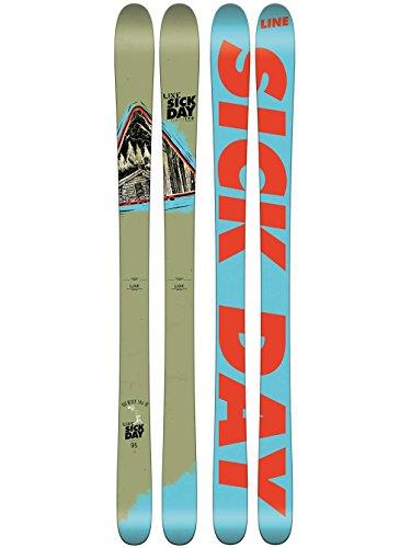 Herren Freeride Ski Line Sick Day 95 179cm 2016 (Ski 179cm)