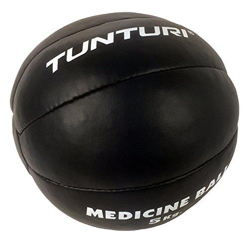 11dfe34861778 Tunturi-Fitness 14TUSBO104 Tunturi Balón medicinal cuero