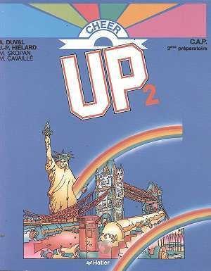 Cheer up 2 : CAP, 3e préparatoire par Duval